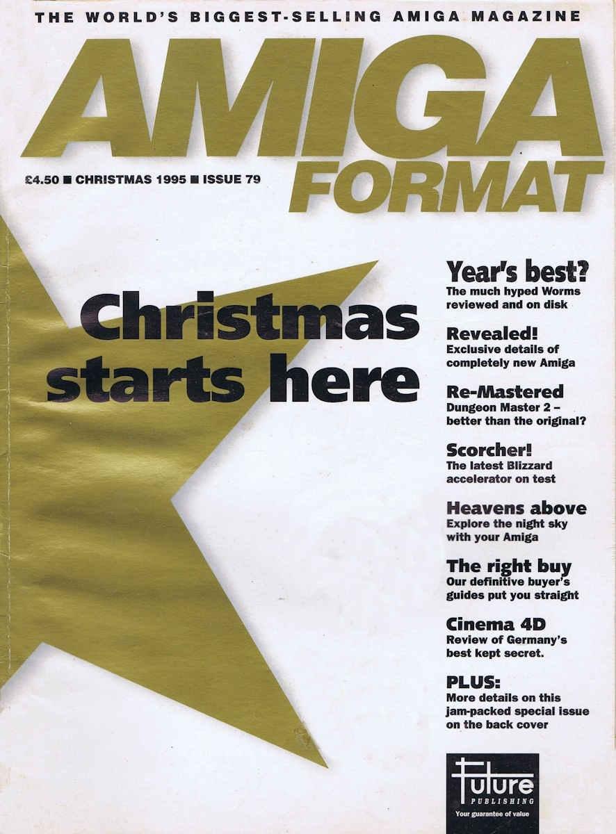 Amiga Format 79