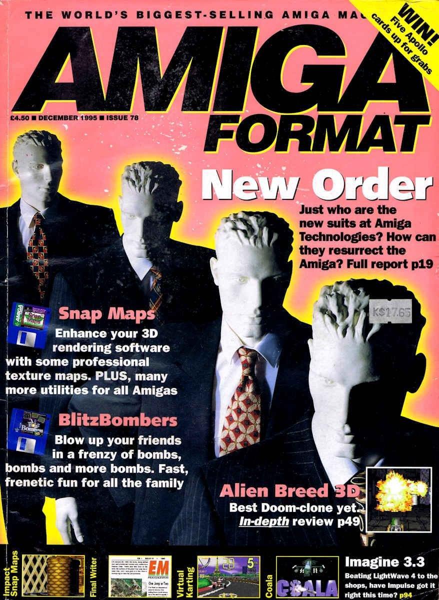 Amiga Format 78