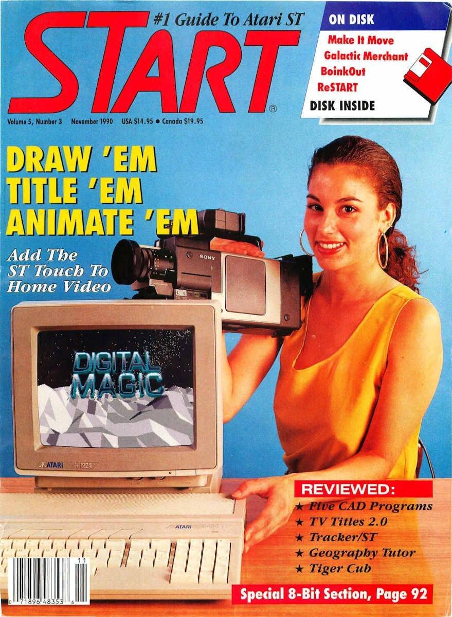 STart Issue 38
