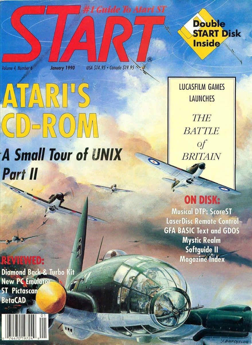 STart Issue 29