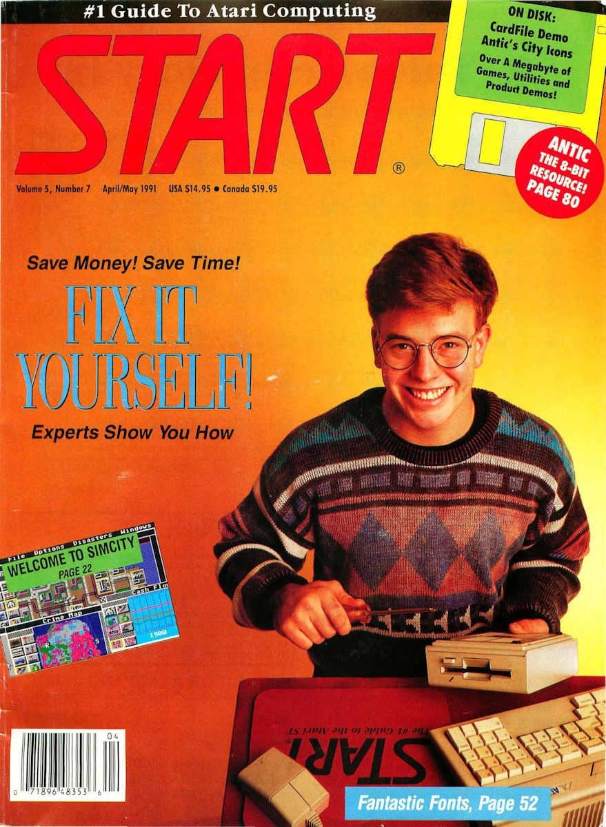 STart Issue 42