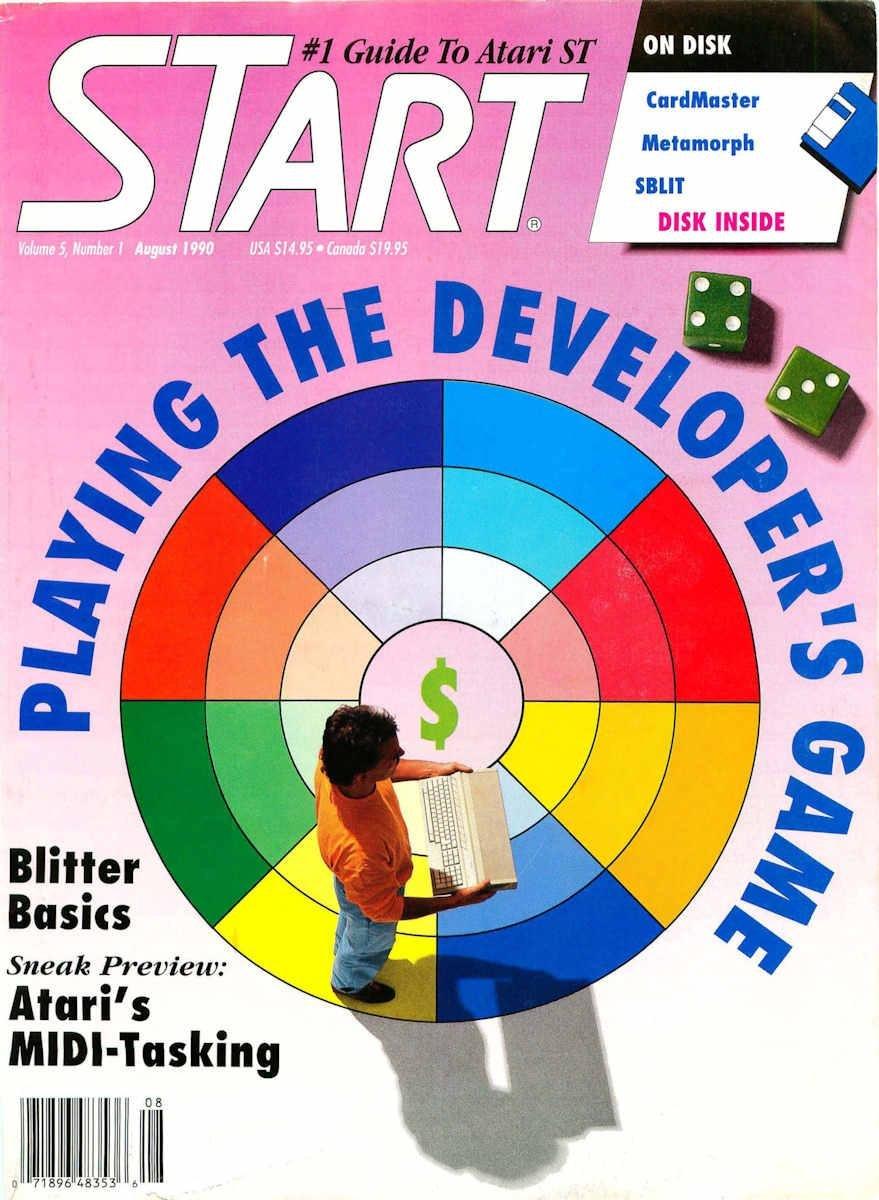 STart Issue 36