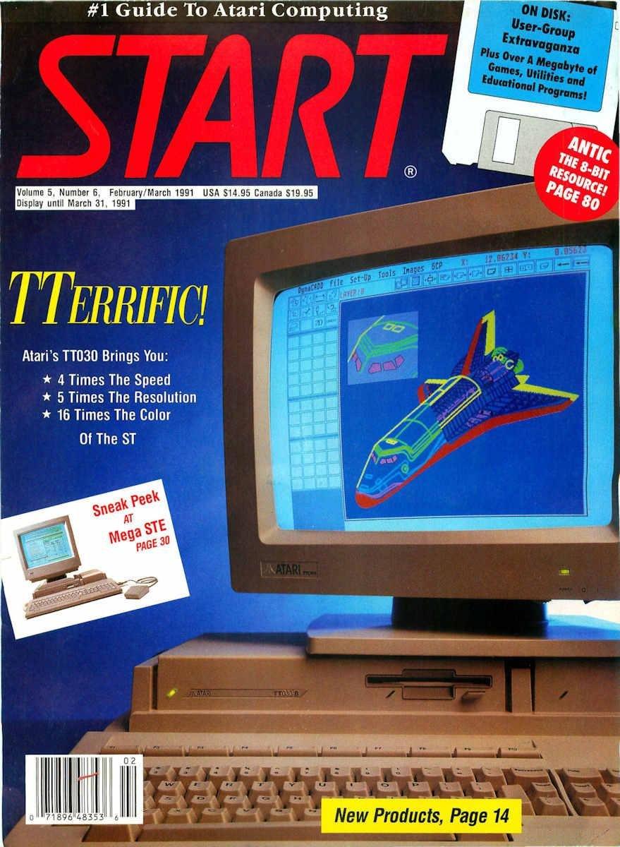 STart Issue 41