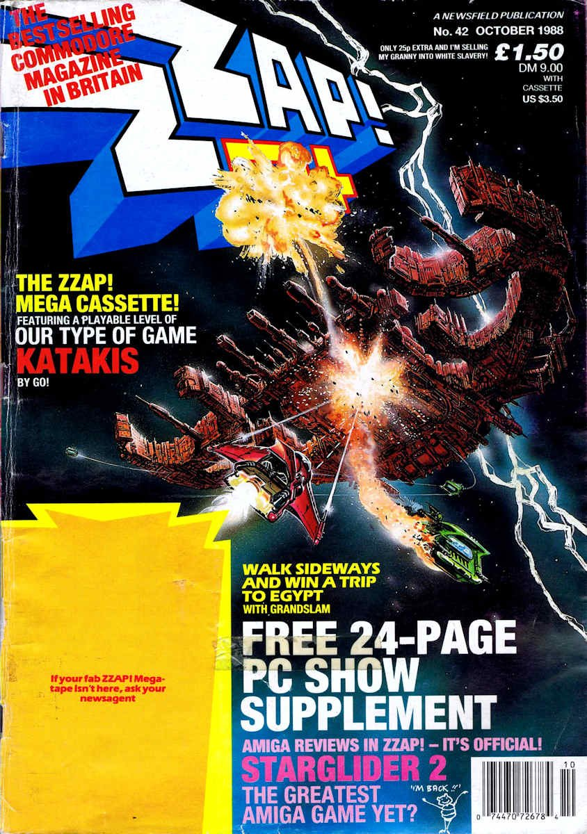 Zzap64 Issue 042