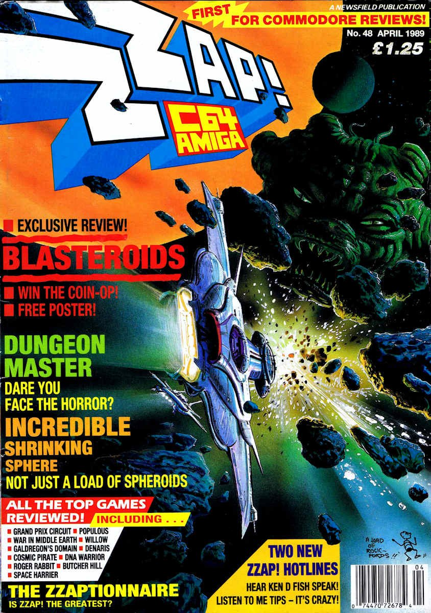 Zzap64 Issue 048