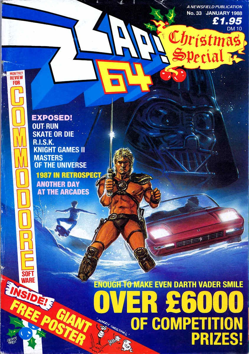 Zzap64 Issue 033