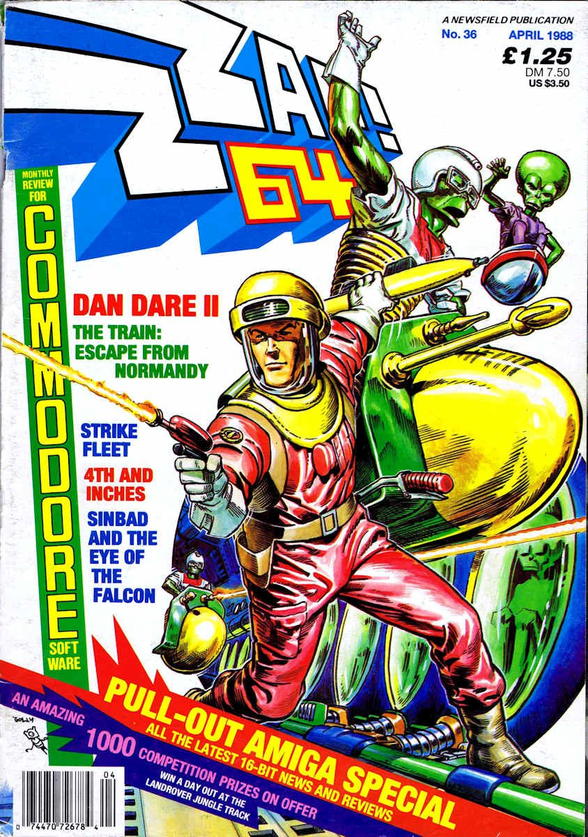 Zzap64 Issue 036