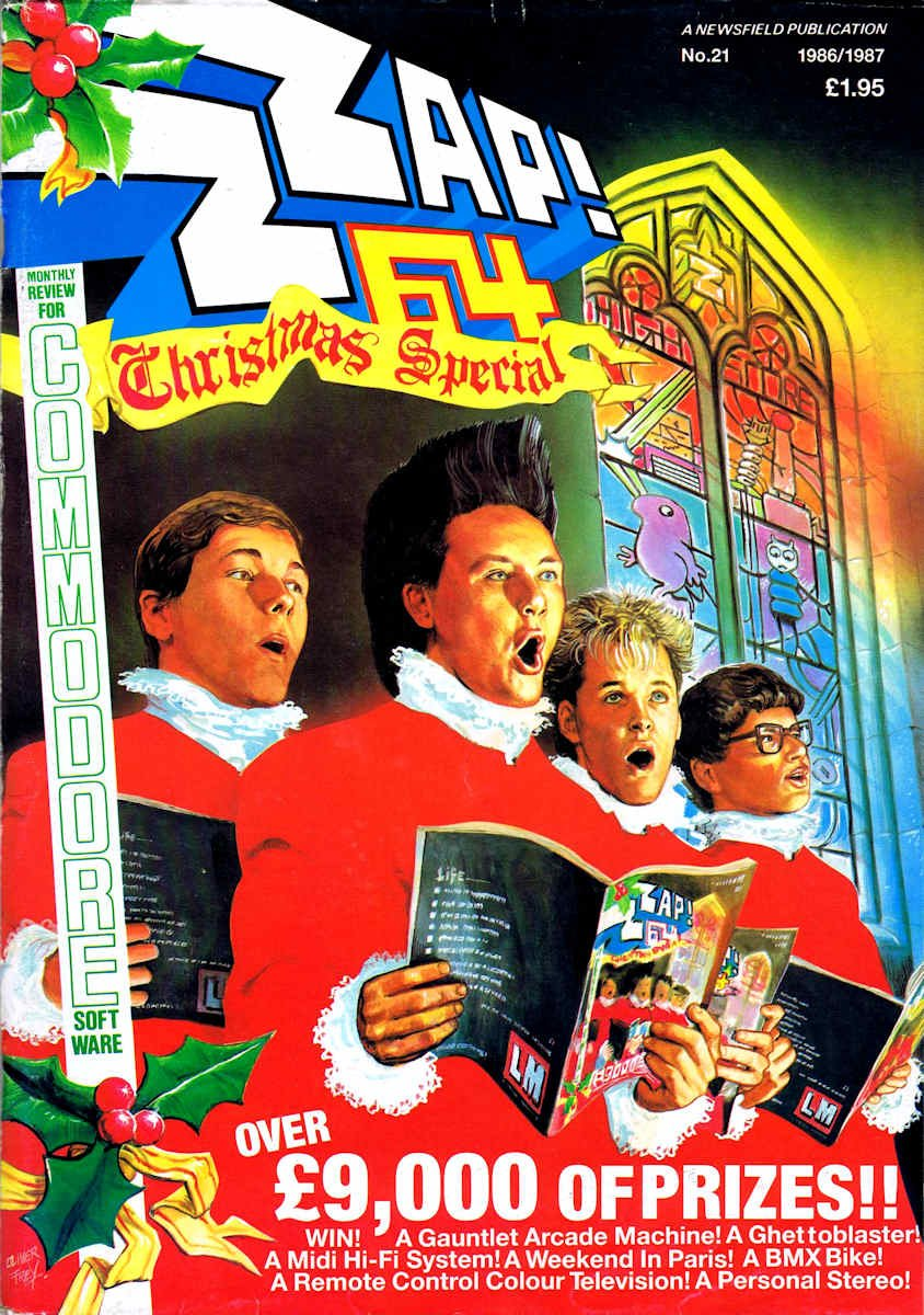 Zzap64 Issue 021