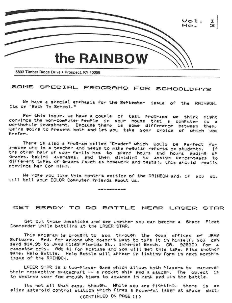 Rainbow [ 1981 09 ]