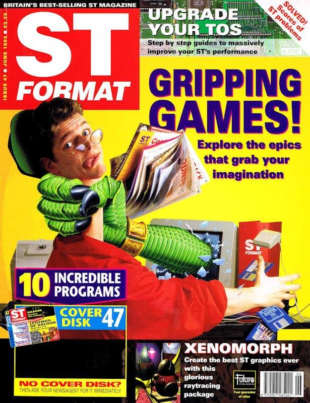 ST Format Issue 047 June 1993