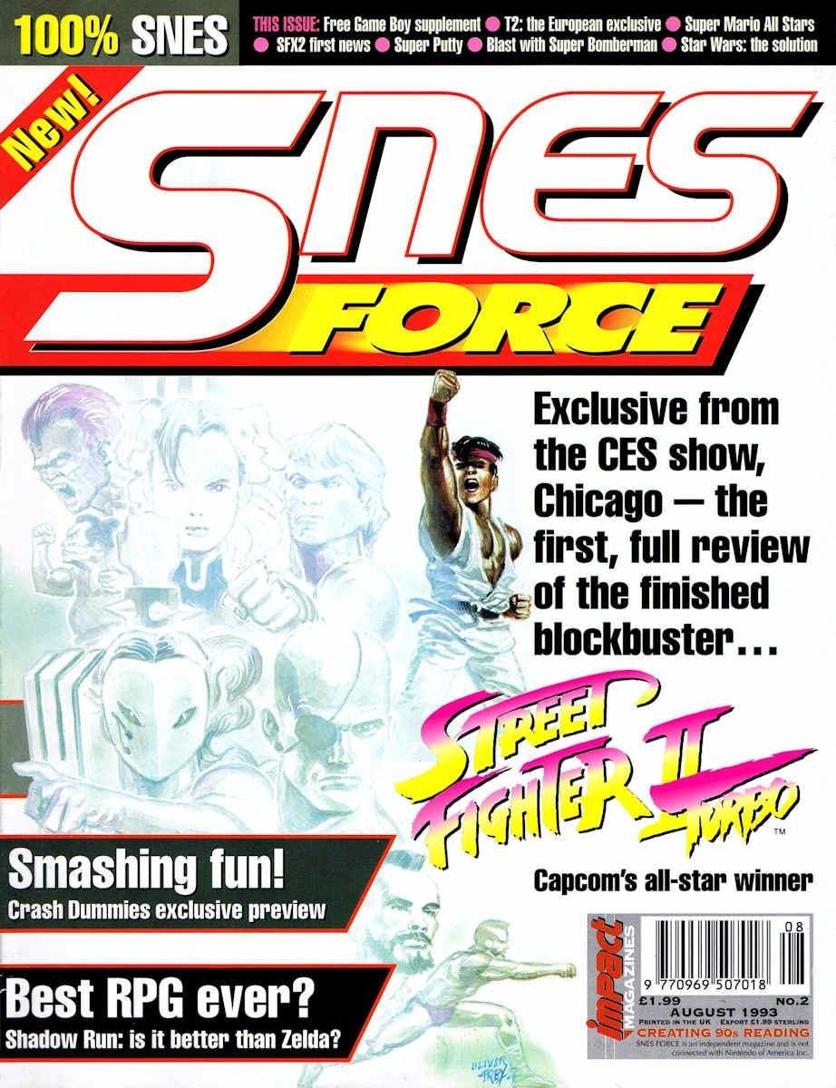 SNES Force 02