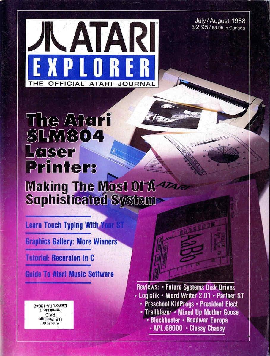 Atari Explorer Jul/Aug 1988