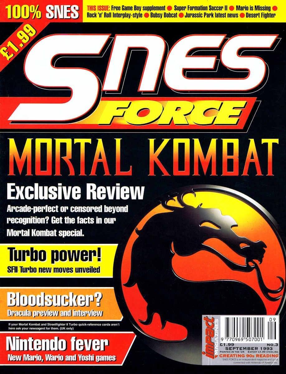 SNES Force 03