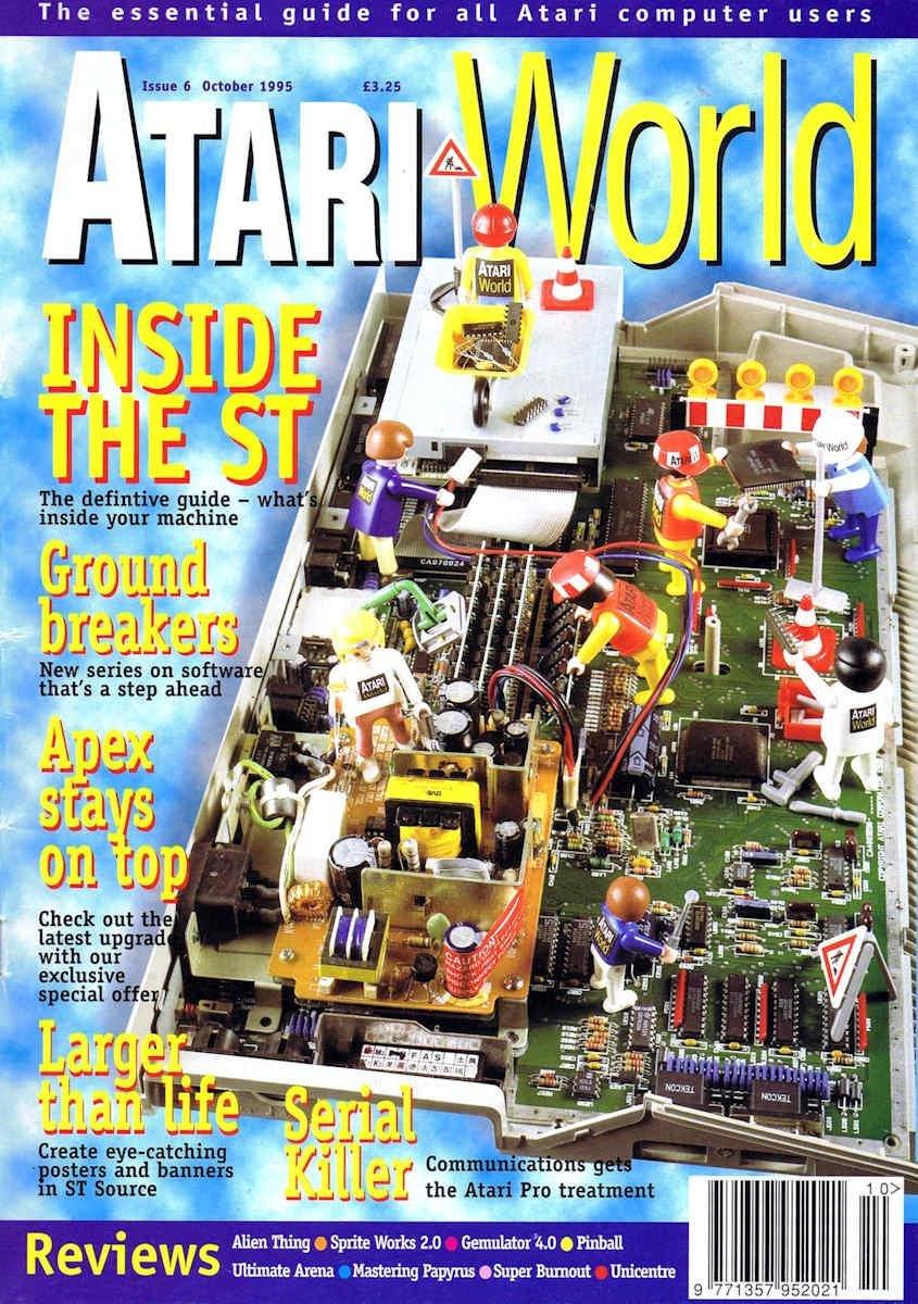 Atari World Issue 06
