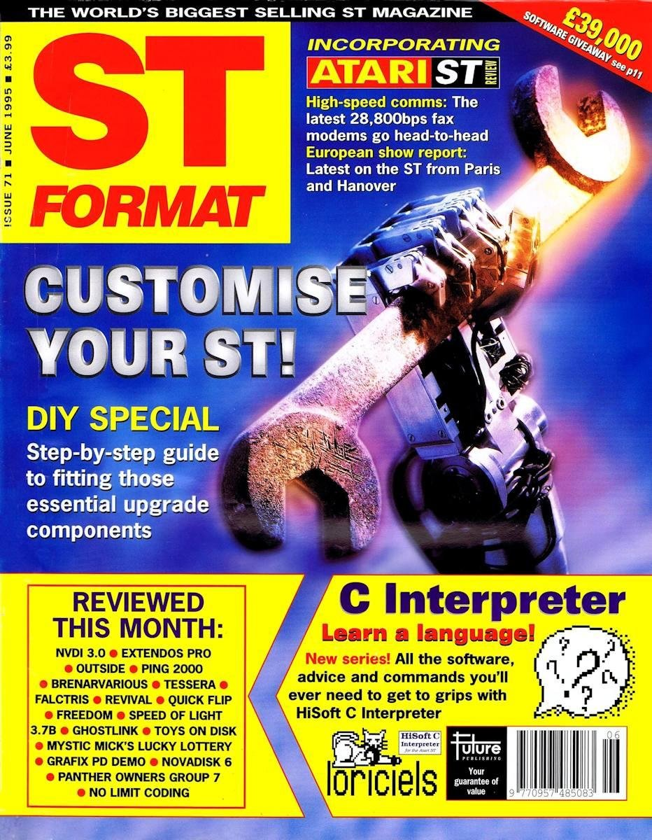 ST Format Issue 071 June 1995