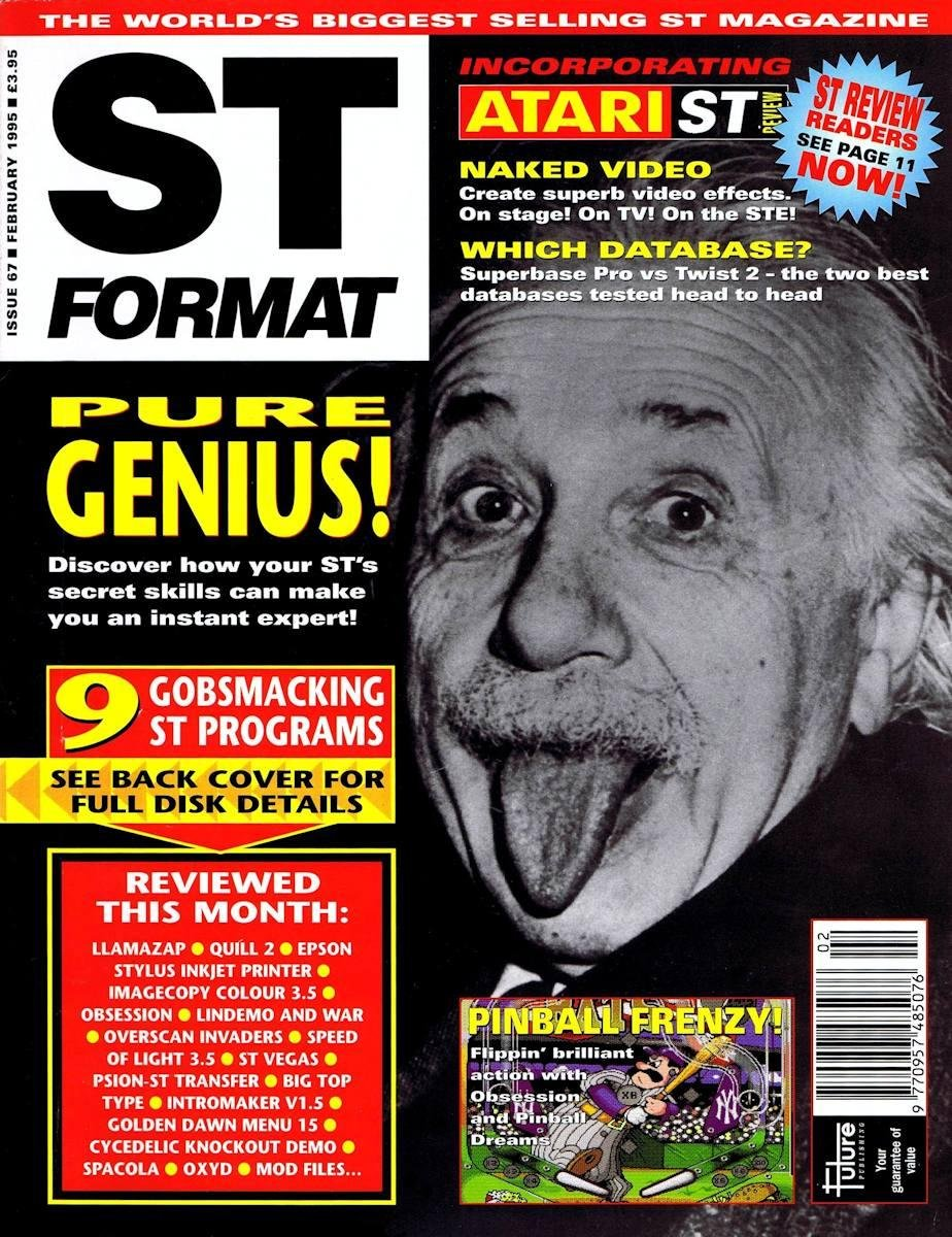 ST Format Issue 067 Feb 1995