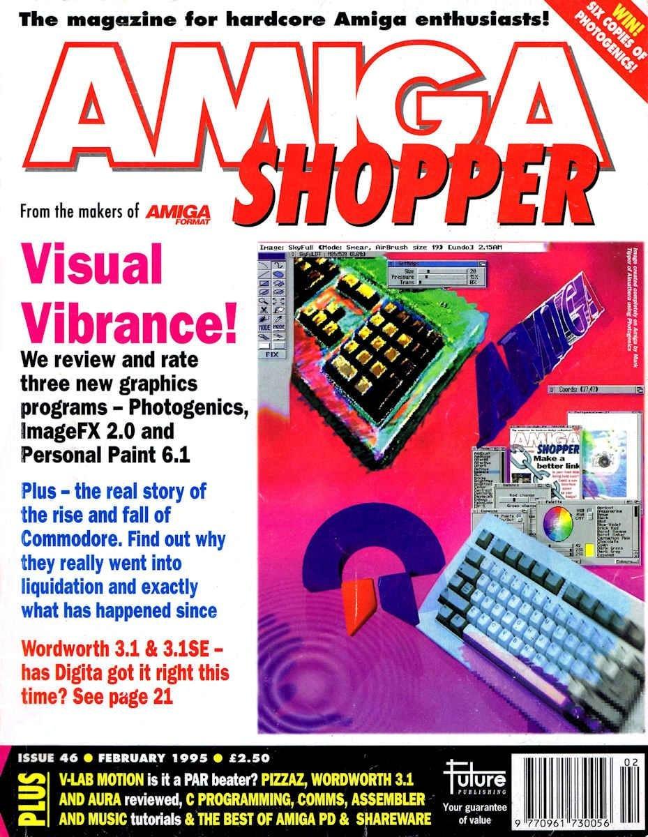 Amiga Shopper 46