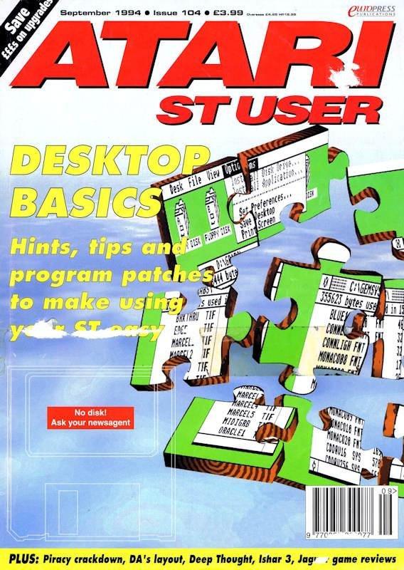 Atari St User 104