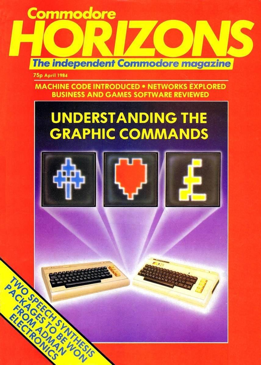 Commodore Horizons 04
