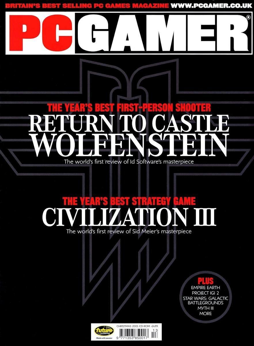 PC Gamer UK Issue 104