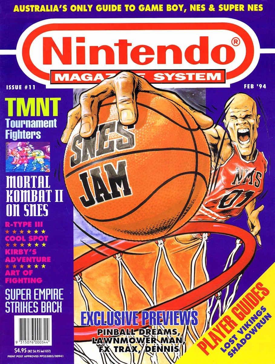 Nintendo Magazine System 011 [Aus/NZ edition]