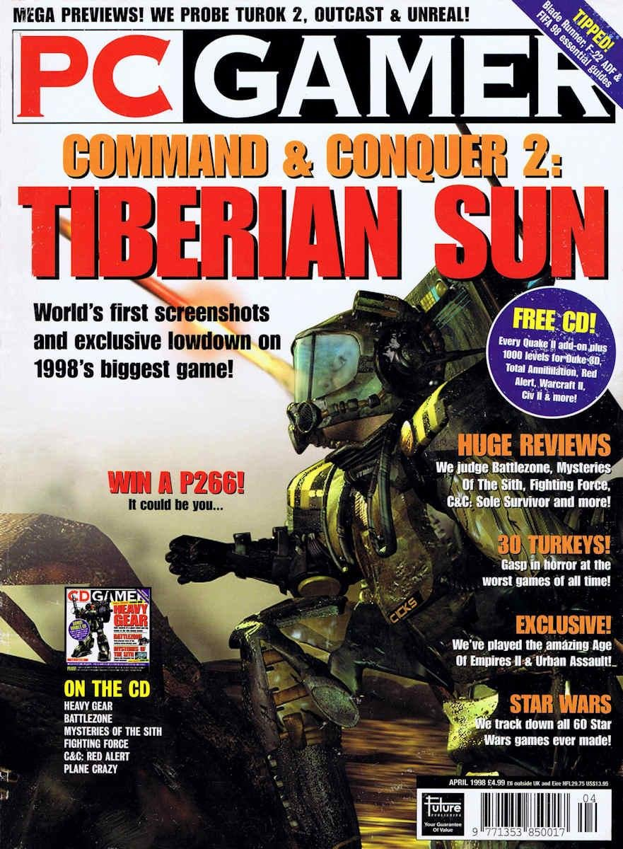 PC Gamer UK Issue 055