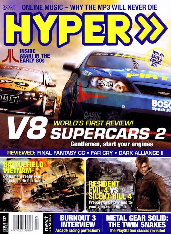 Hyper 127 (May 2004)