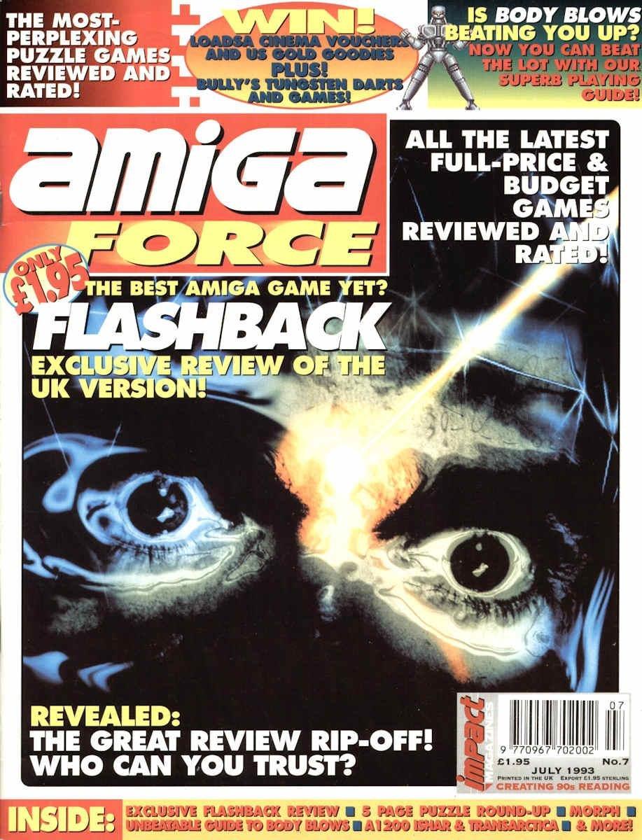 Amiga Force Issue 07