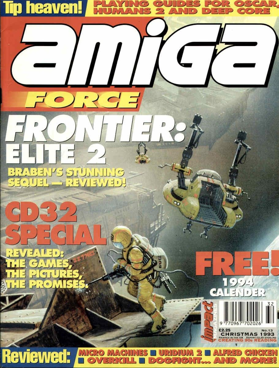 Amiga Force Issue 13