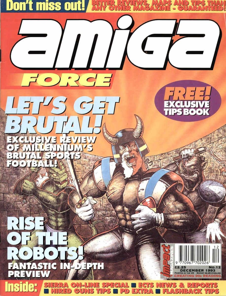 Amiga Force Issue 12