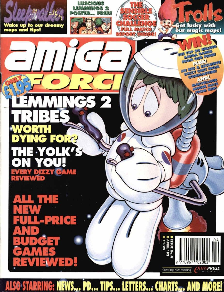 Amiga Force Issue 04