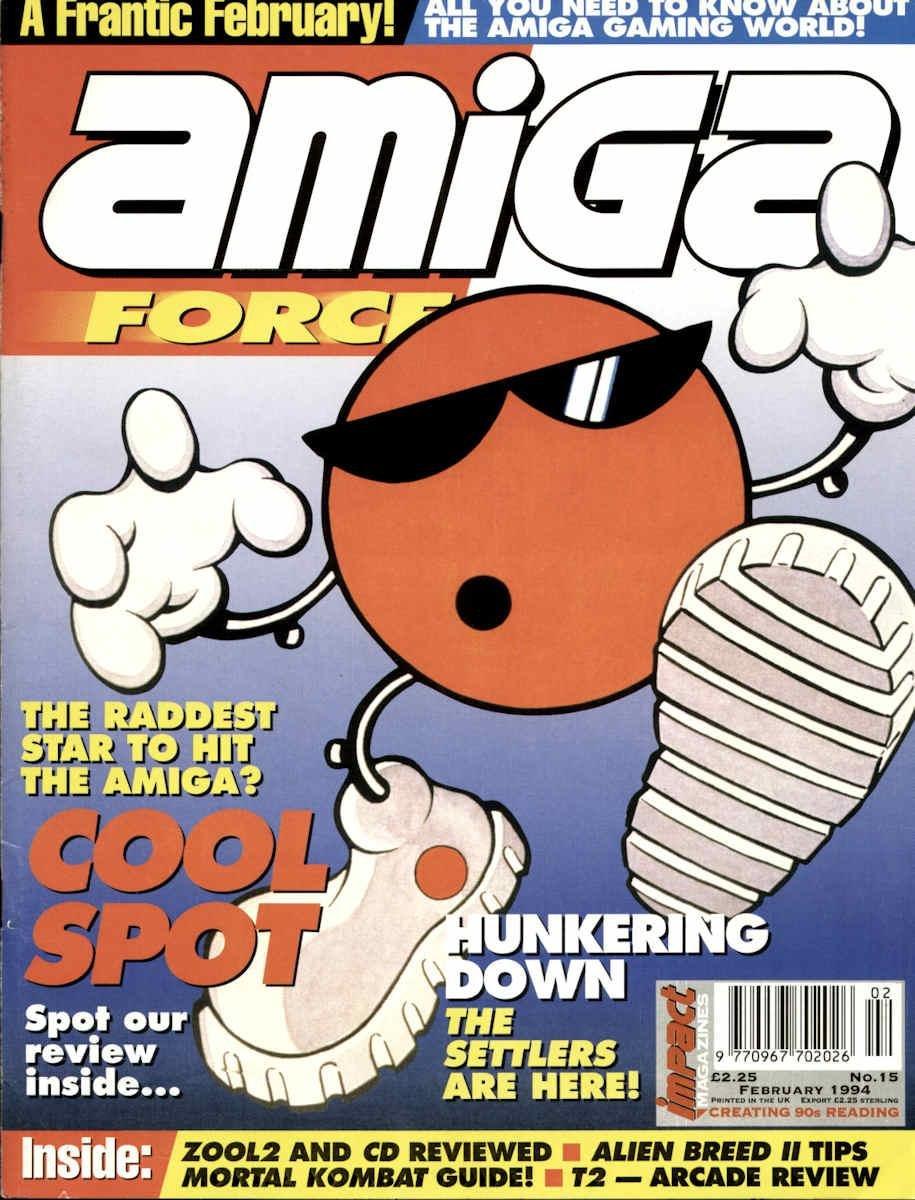 Amiga Force Issue 15