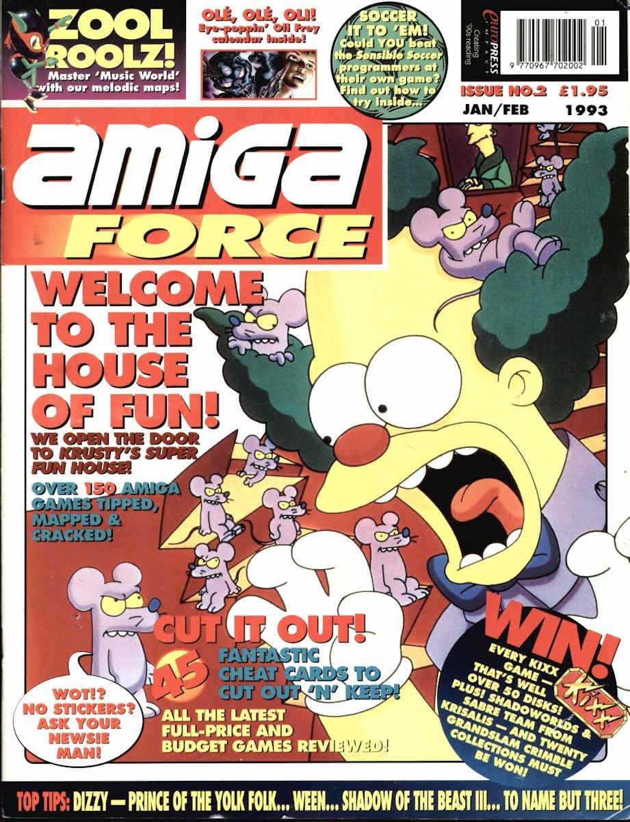 Amiga Force Issue 02