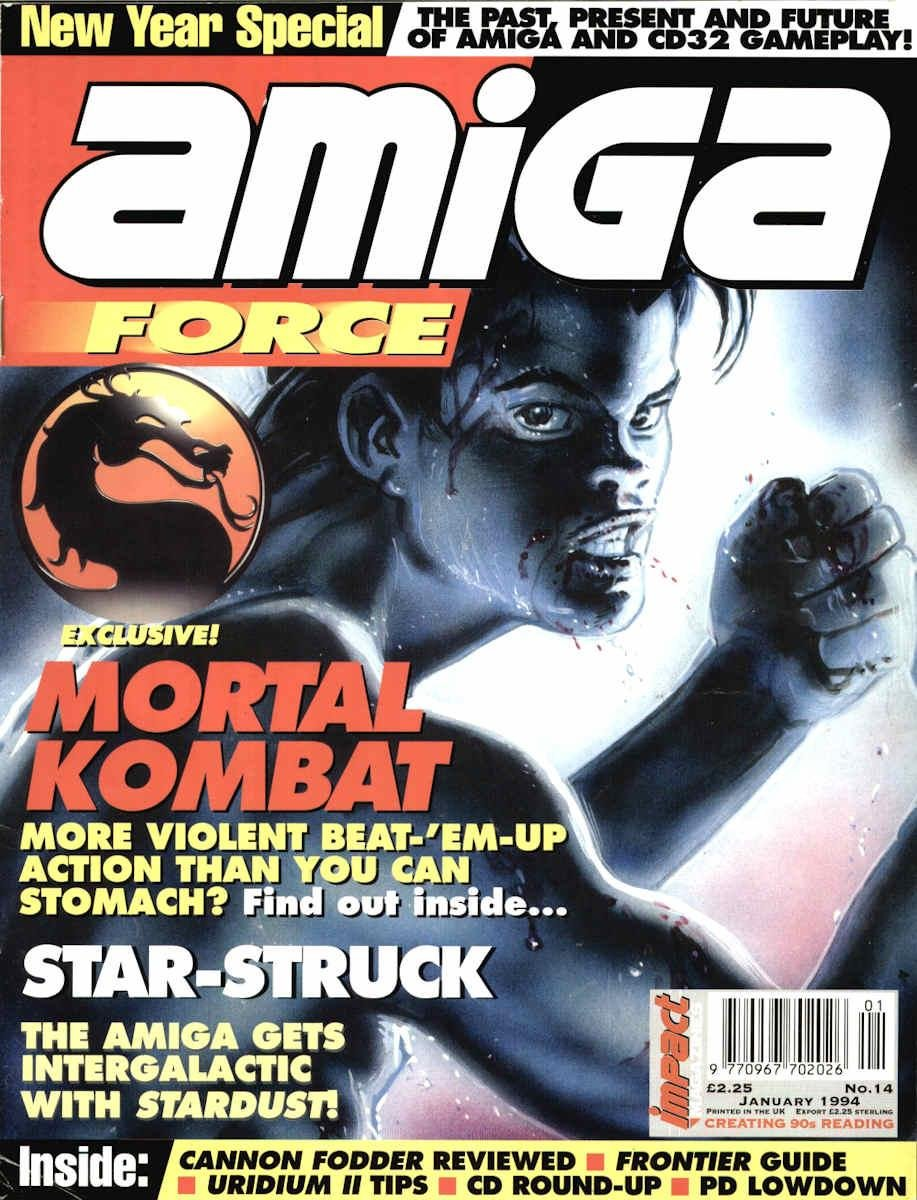 Amiga Force Issue 14