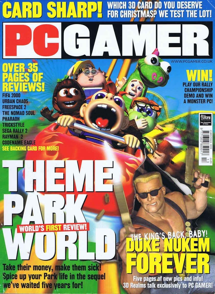 PC Gamer UK 077 Christmas 1999