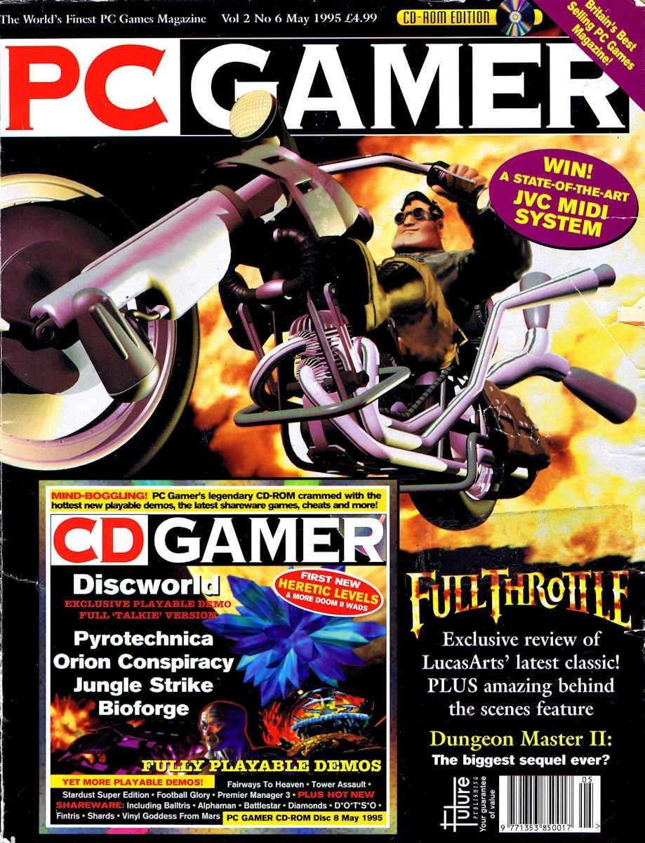 PC Gamer UK 018 May 1995