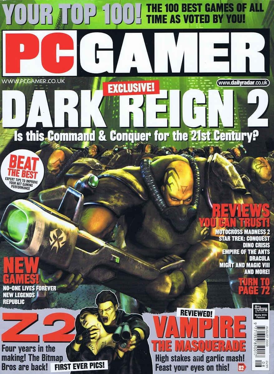 PC Gamer UK 085 August 2000
