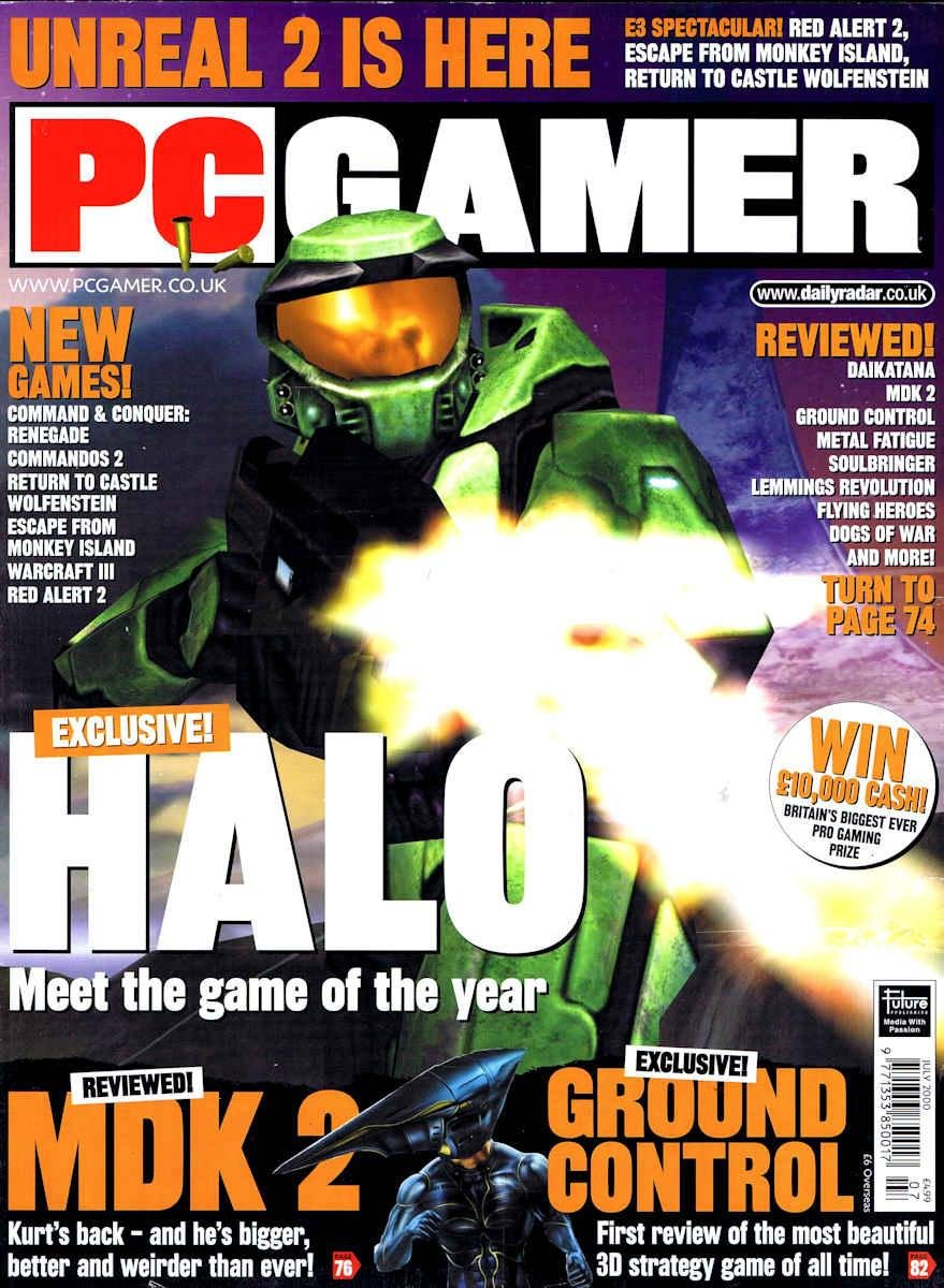 PC Gamer UK 084 July 2000