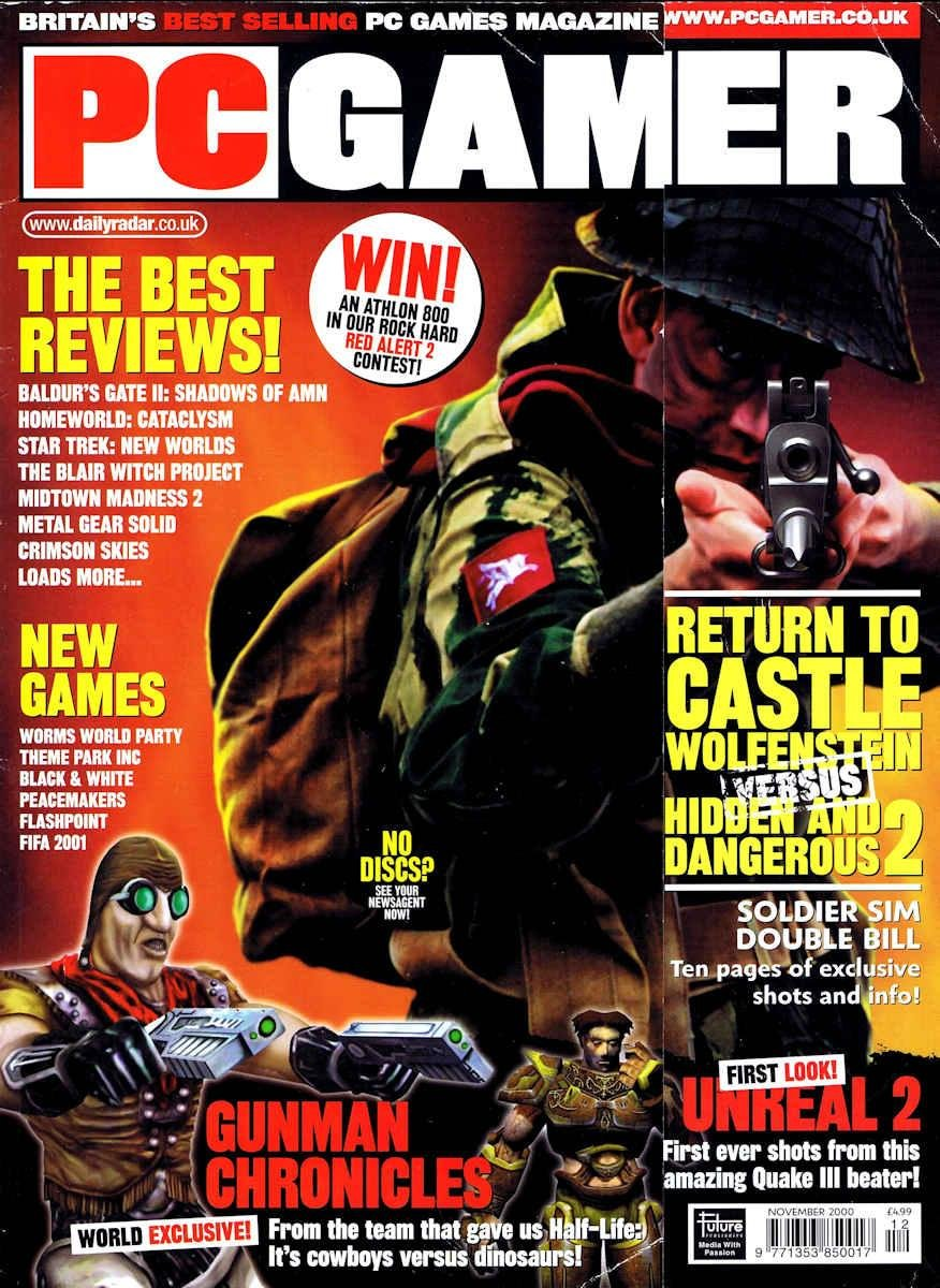 PC Gamer UK 089 November 2000