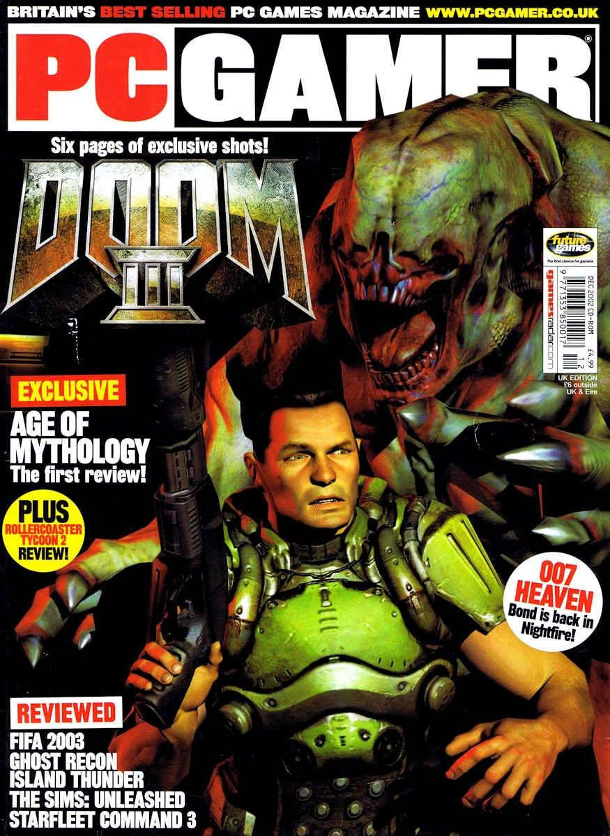 PC Gamer UK 116 December 2002