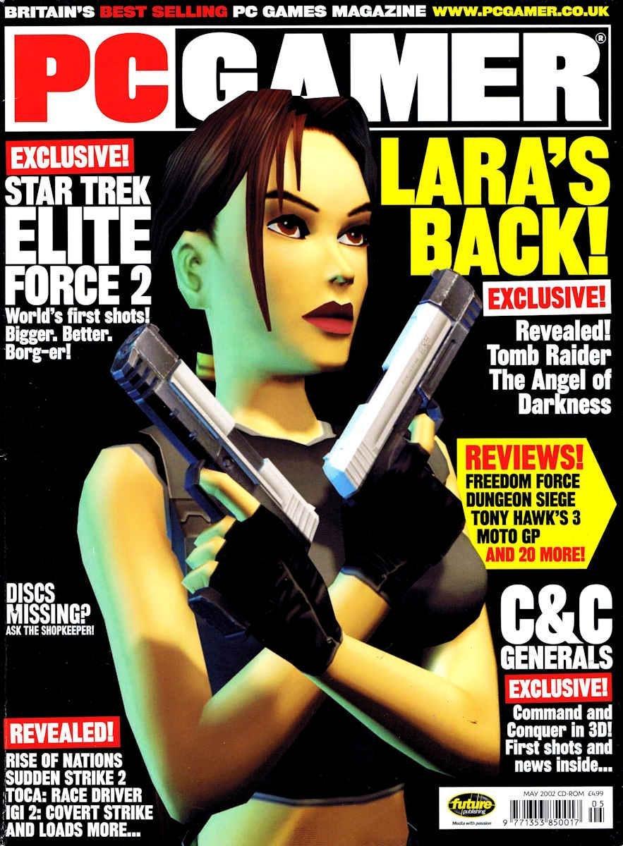 PC Gamer UK 109 May 2002