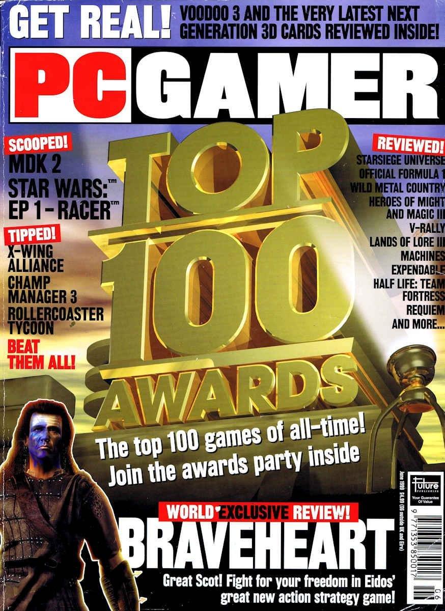 PC Gamer UK 070 June 1999