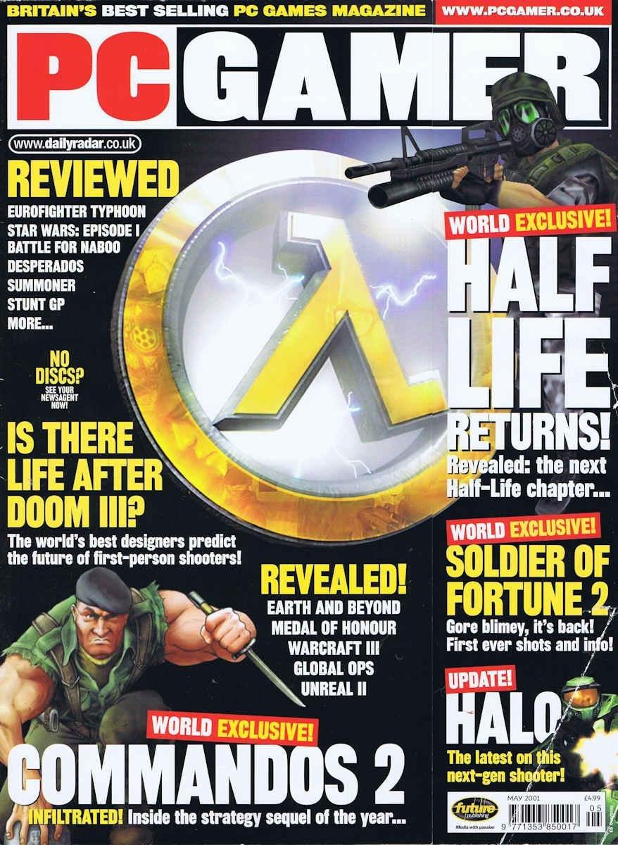 PC Gamer UK 096 May 2001