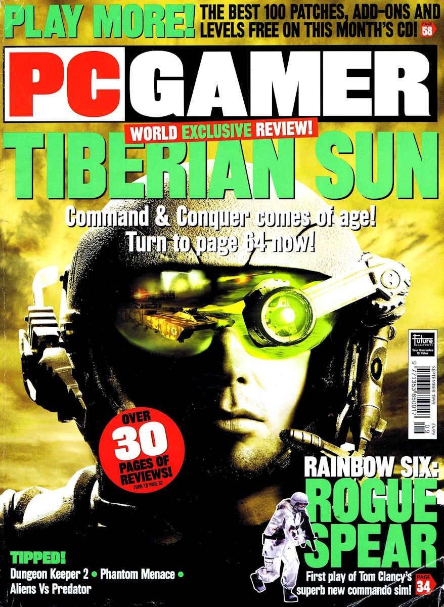 PC Gamer UK 073 September 1999
