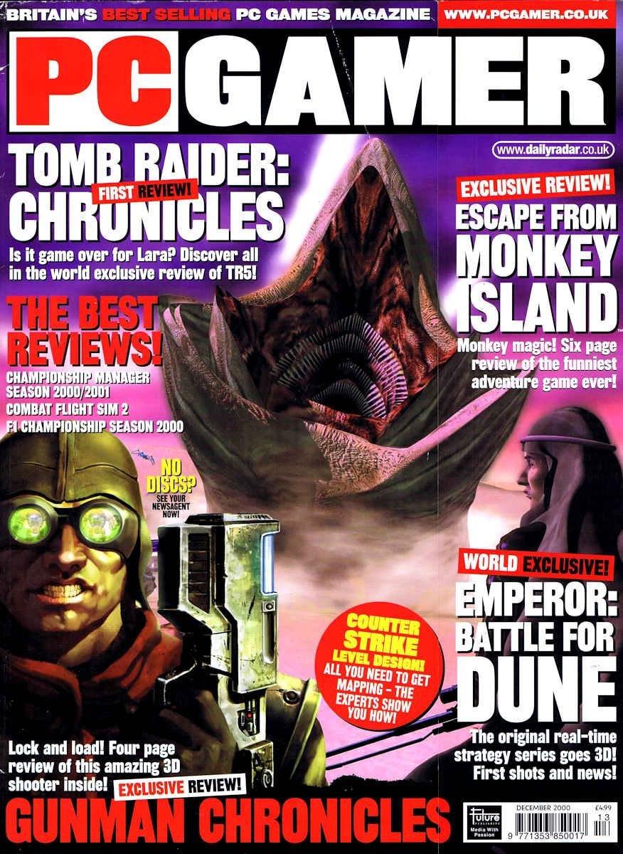 PC Gamer UK 090 December 2000