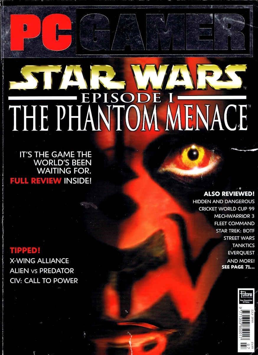 PC Gamer UK 071 July 1999