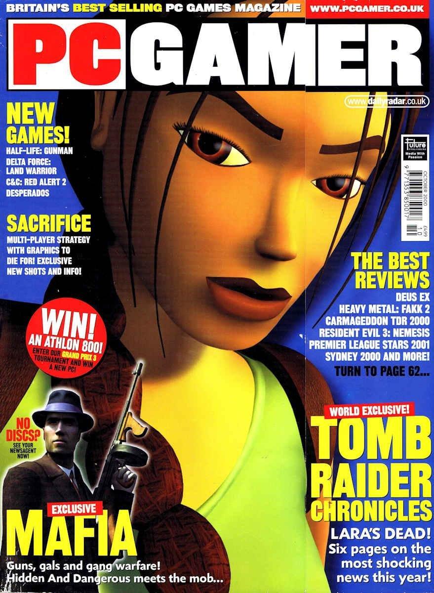 PC Gamer UK 087 October 2000