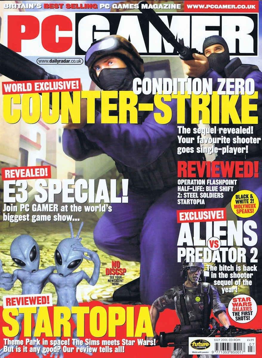PC Gamer UK 098 July 2001