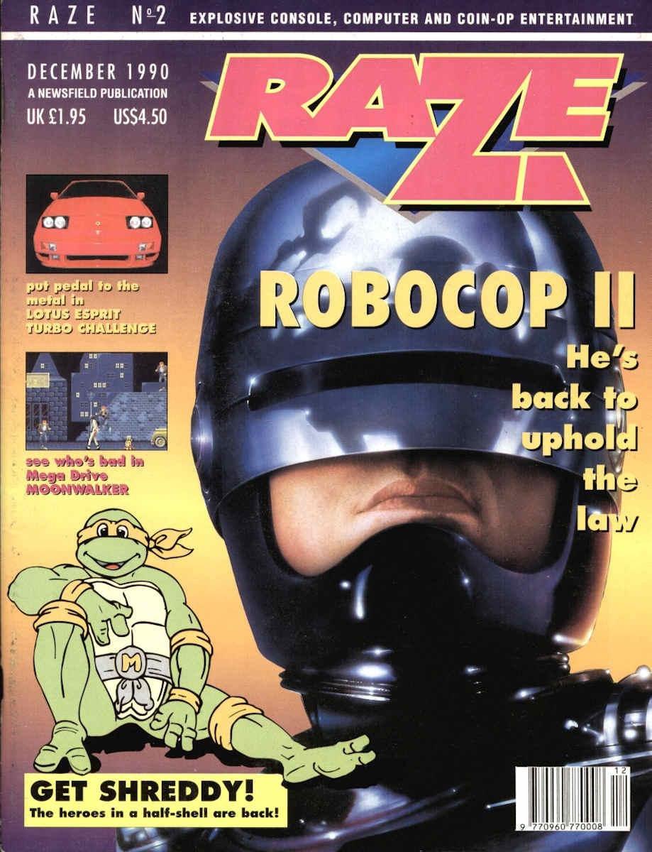 Raze Issue 02