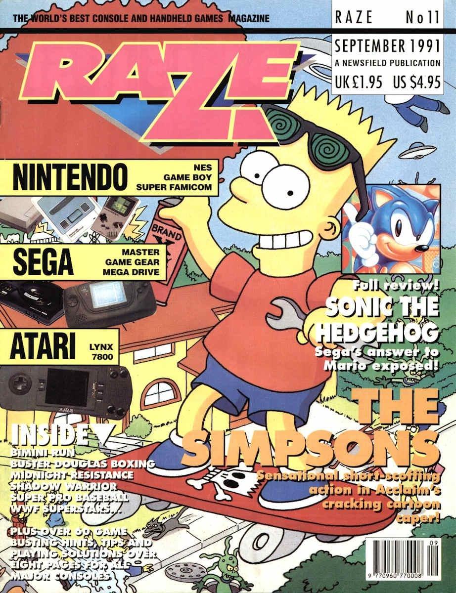 Raze Issue 11